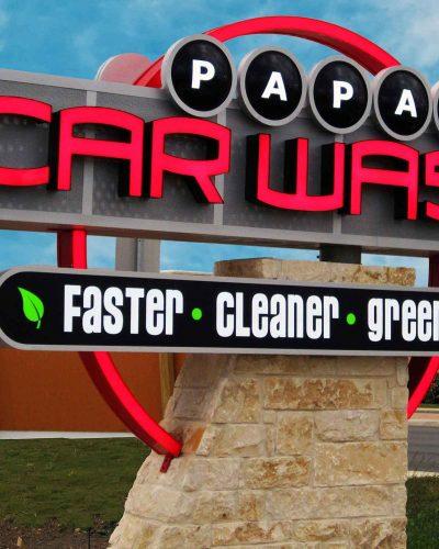 Papas Carwash