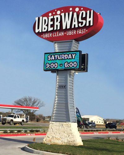 Uberwash